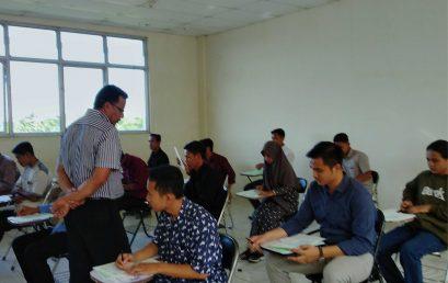 80 Calon Mahasiswa AKN Aceh Barat Ikut Tes PMB