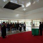 Dua PNS AKN Aceh Barat Diambil Sumpah