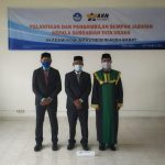 Direktur AKN Aceh Barat Lantik Kasubag Tata Usaha