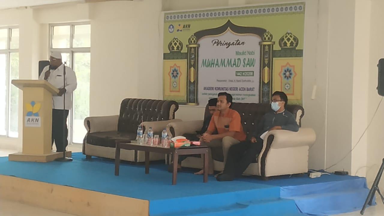 Peringati Maulid Nabi Muhammad Saw., Ustaz Kamil Sebagai Penceramah