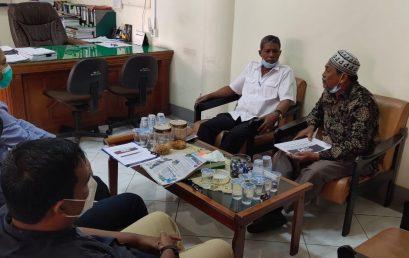 Silaturahmi dengan Sekda, AKN Aceh Barat Tawarkan Kerja Sama Bidang Tridarma