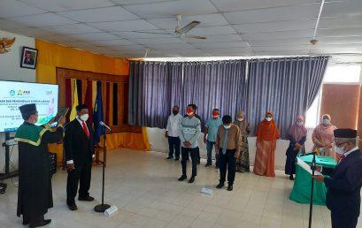 Direktur AKN Aceh Barat Lantik Ir. Hanif, M.T Sebagai Wakil Direktur Periode 2021—2025